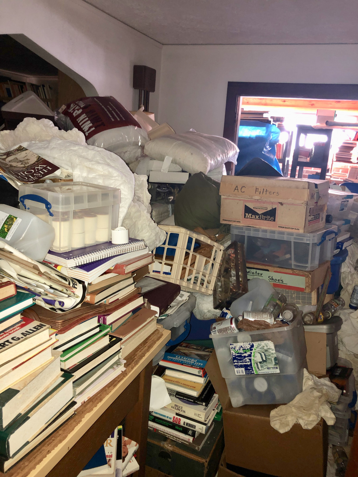 HOW HOARDING IMPACTS FAMILIES